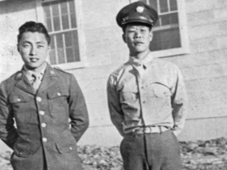 Life in a Japanese Detention Camp and The Kind Mr. Wilkinson