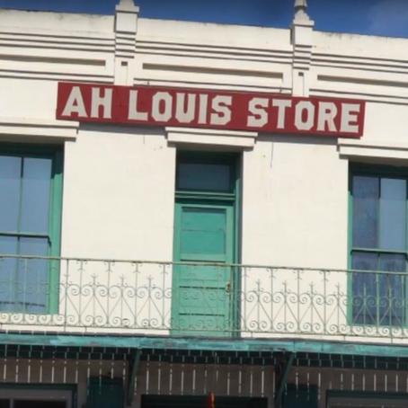 Ah Louis in San Luis Obispo