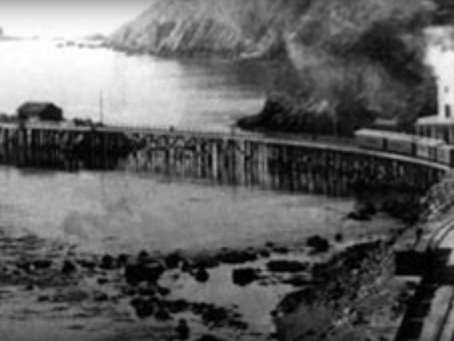 Pacific Coast and Southern Pacific Railraods