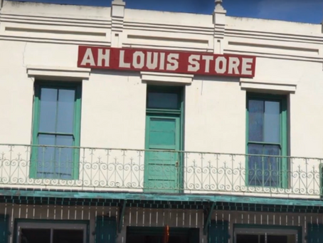 Physical Qualities of the Ah Louis Store