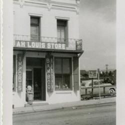 Ah Louis Store: 1955