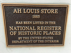 Ah Louis Store - National Register of Historic Places