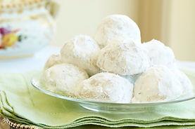 Pecan Shortbread Cookies by alex Hitz