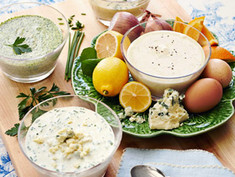 Perfect Mayonnaise and Three Easy Sauces
