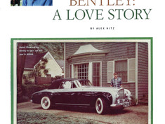 Robert's '55 Bentley: A love story
