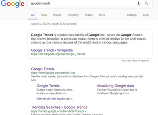 Does Google Trends Have an SEO Problem?