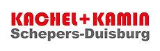 logo-kachel + kamin Schepers-Duisburg