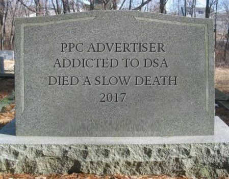 DSA Campaigns Can Cause a Slow Death