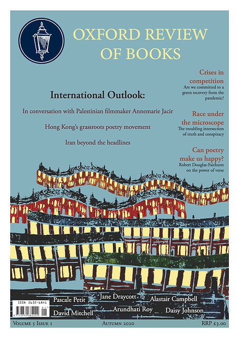 Oxford Review of Books Autumn 2020