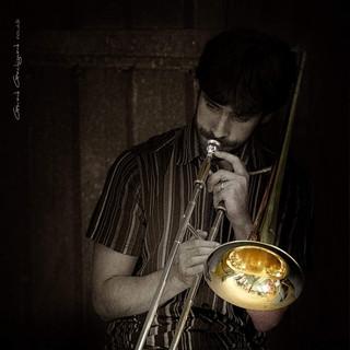 Tromboniste solitaire