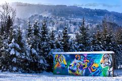 Graff de Marcos 93 à Morillon 74