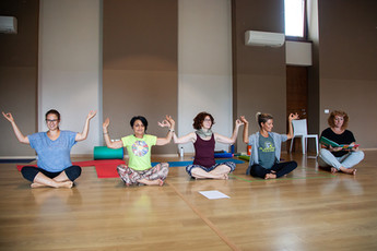 Yoga in fiore asd