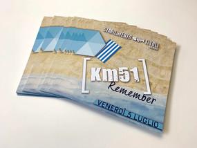 Flyer stampati Km51