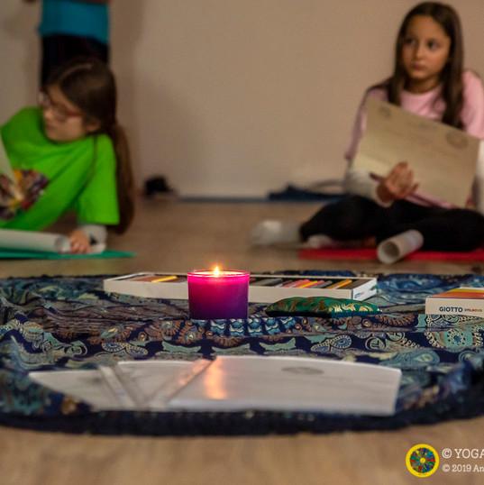 Formazione Yoga in fiore