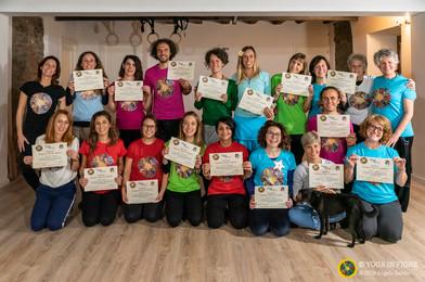 Formazione Yoga insegnanti 2019
