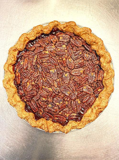 Organic Pecan Pie