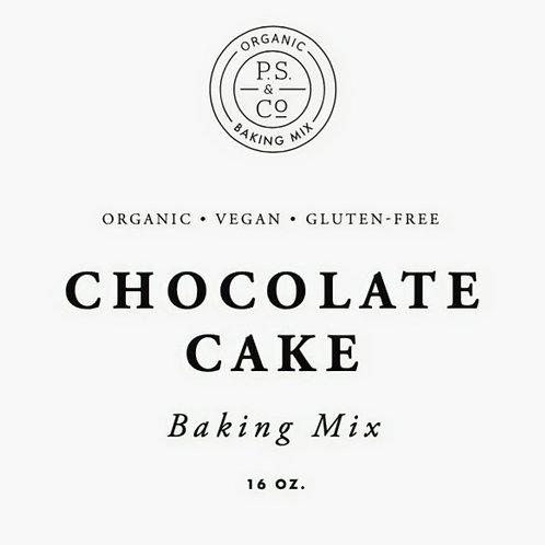 Organic Chocolate Cupcake Mix