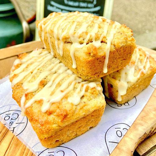 Organic Lemon Chia Mini Loafs
