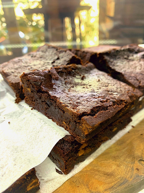 Organic Adzuki Bean Brownies