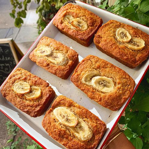 Organic Banana Bread Mini Loafs