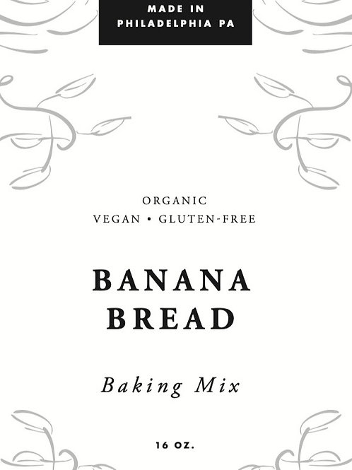 Organic Banana Bread Mix