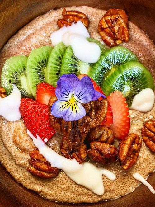 Organic Protein-Rich Breakfasts