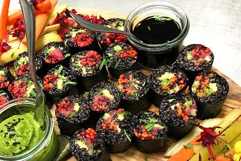 Organic Avocado Nori Rolls