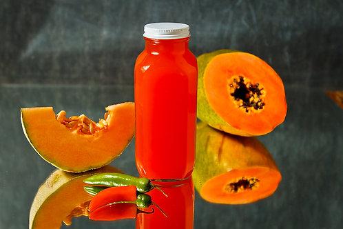 Papaya Cantaloupe Smoothie