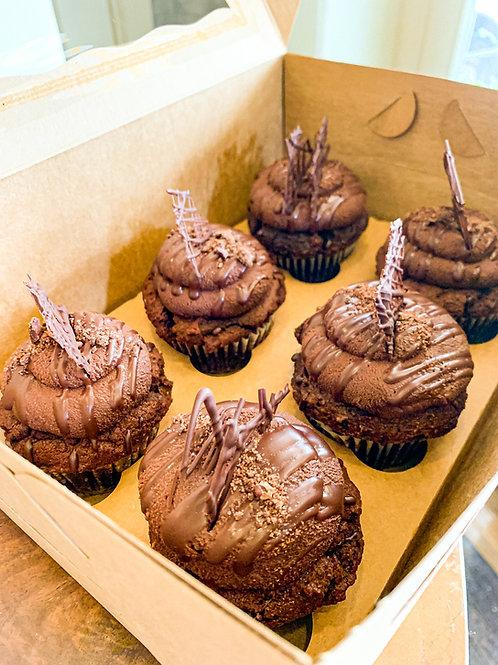 Organic Classic Cupcakes