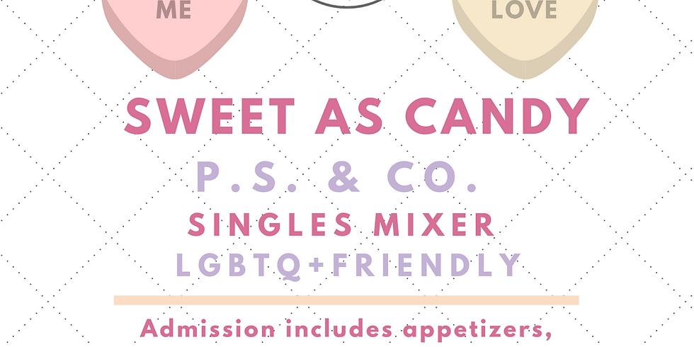 SINGLES MIXER - LGBTQ+ FRIENDLY