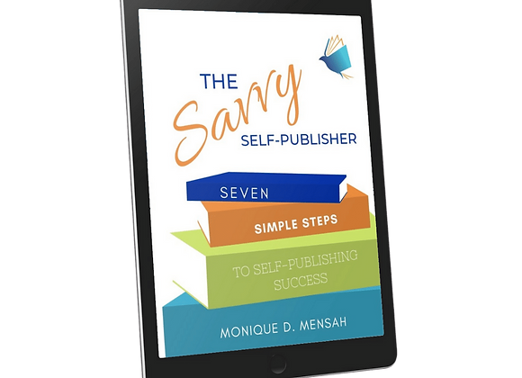 The Savvy Self-Publisher