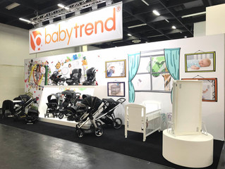 Respiro Crib Mattress @Kind&Jugend Tradeshow 2017