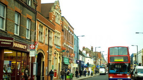 High Barnet Air Quality Dangerously close to legal limit