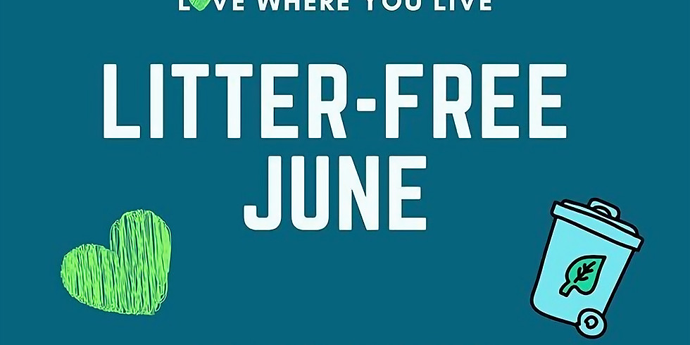 Litter Free June