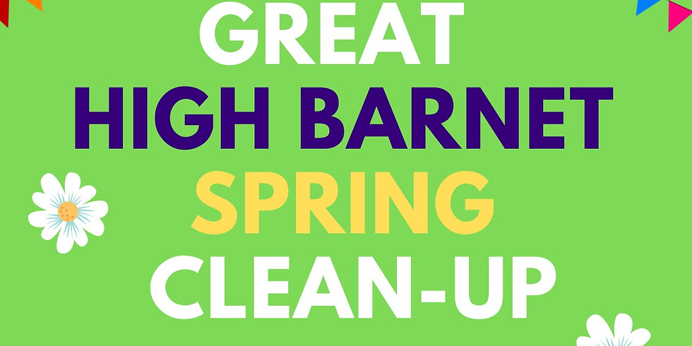 Spring Clean Up 2020
