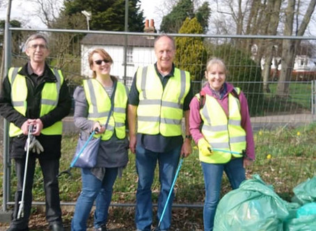 Great High Barnet Spring Clean-Up - March 2019