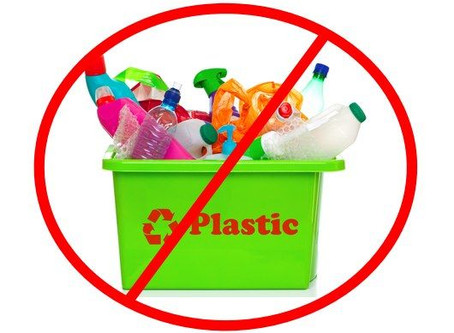 Plastic free week - Challenge Accepted