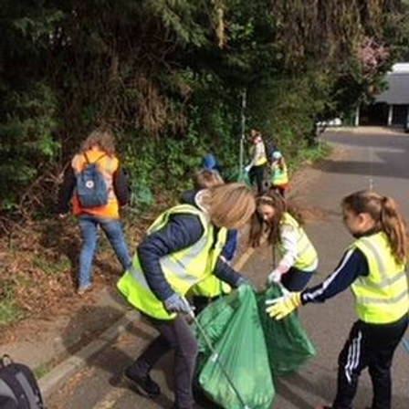 Earth Day Spring Litter Pick