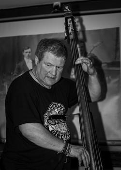 Pete Heron Bass Man