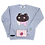 Thumbnail: Cookie Cat Drip Fanny Pack Sweater