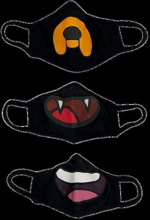 Adventure Time K-pop Masks