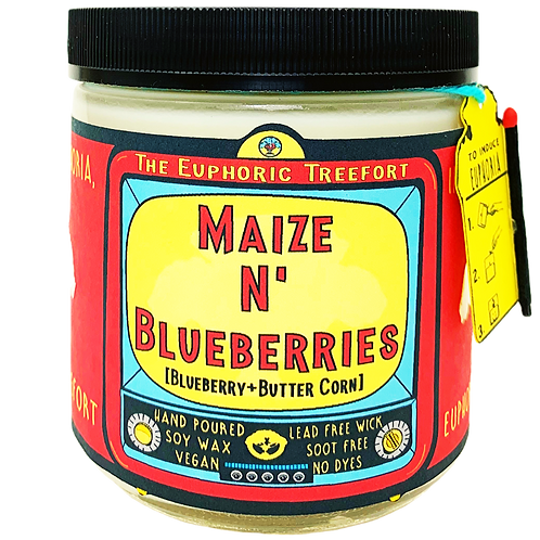 Maize N' Blueberries