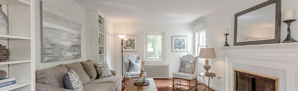 Arlington Small Living Room