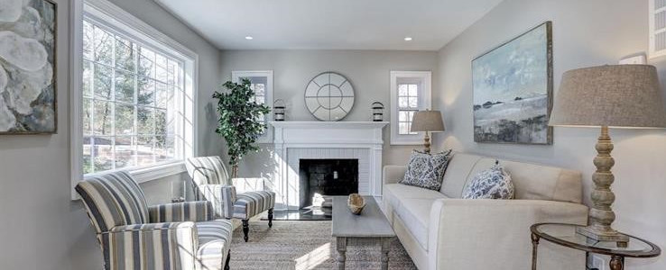 Silver Spring Living Room