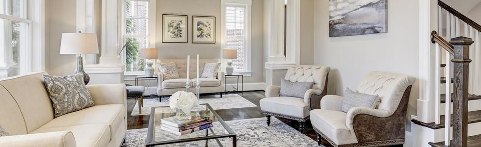 Bethesda Living Room