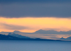 View across McMurdo Sound
