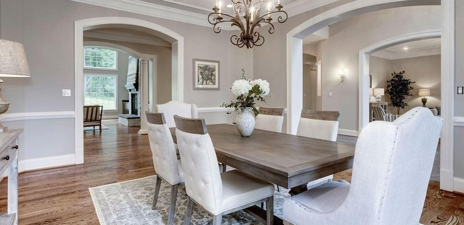 New Build Dining Room