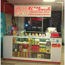 Delhi kiosk