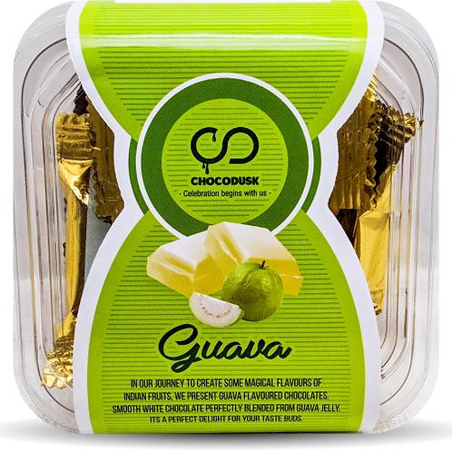 Guava Chocolate Tray