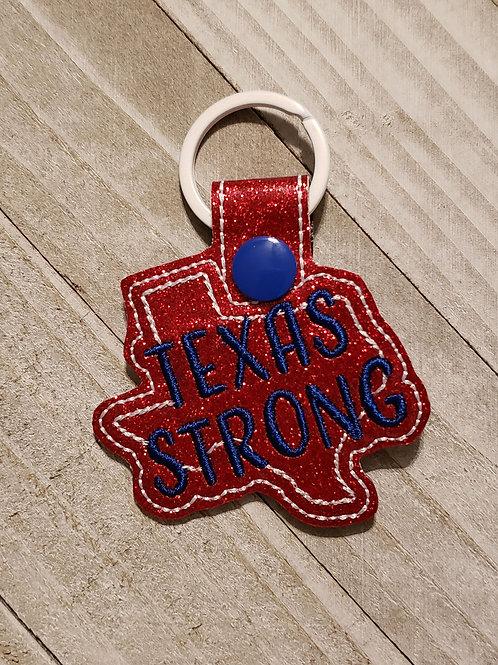 Texas Strong Keyfob